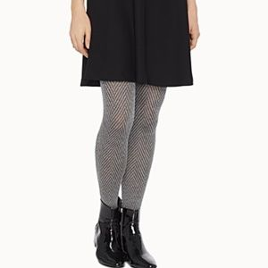 *3for$30* herringbone tights made in Italy NWT